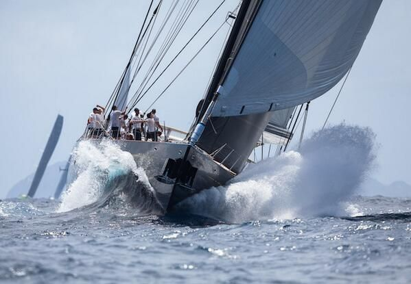 9/5/2014. #Motion. From @BIM_Events, #Motion on the ocean at the Loro Piana Superyacht Regatta. Image C/O @Superyacht Media