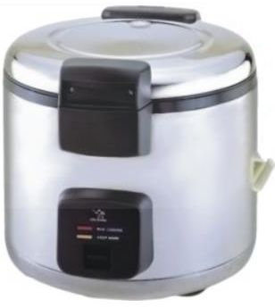 LKK SW-6000L Electric Rice Cooker - Warming Station - Kitchen & Catering Equipment