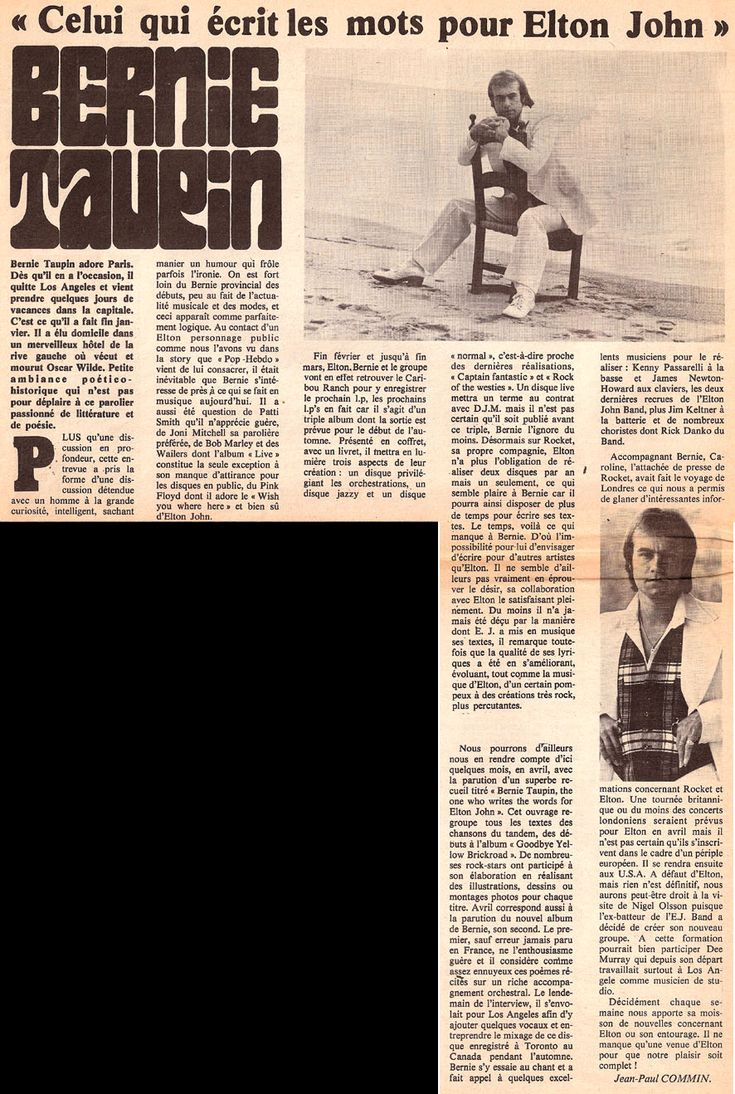 "ELTON JOHN 45 tours discography french pressings 7"""