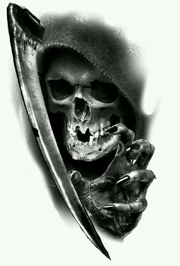 256 best reaper images on pinterest skulls demons and