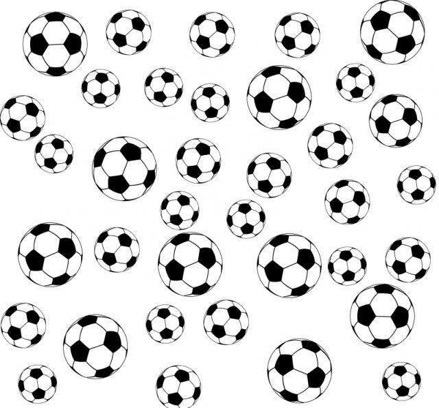 Folha De Eva Bola De Futebol Branco Com Preto Bola De Futebol