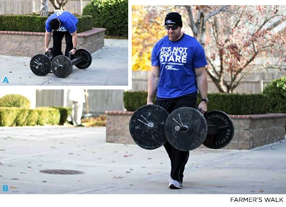 Choose Your Implement: Strongman Training For Sports