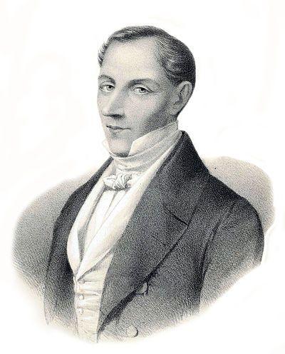 El ministro chileno Diego Portales.