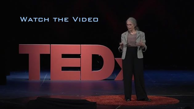 tedx-ina-may-speaks. This wonderful lady makes me so happy. I hope to meet her one day <3
