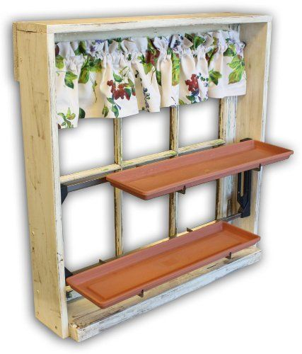 Kitchen Window Sill Shelf: 17 Best Images About Plants Display On Pinterest