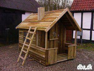 En der gerne ville give sit barnebarn et legehus-så.
