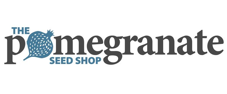 Megan Berg Designs - Pomegranate Seed Shop logo