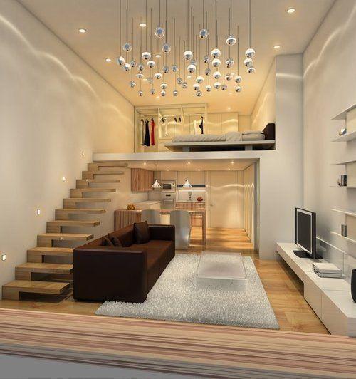 Best 25 duplex design ideas on pinterest mezzanine - Small duplex interior design ideas ...