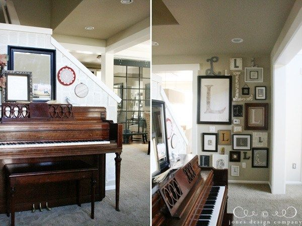 Nice Welcome To Our Home {finding Fall Home Tour 2013}. Rearranging FurnitureLight  ...