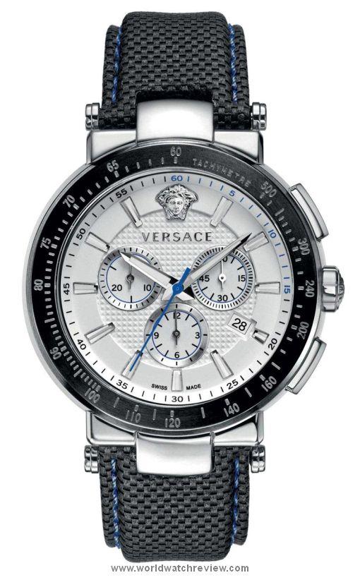 Versace Mystique Sport Chronograph quartz