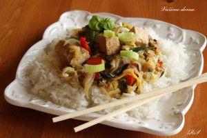 Tofu -Čína