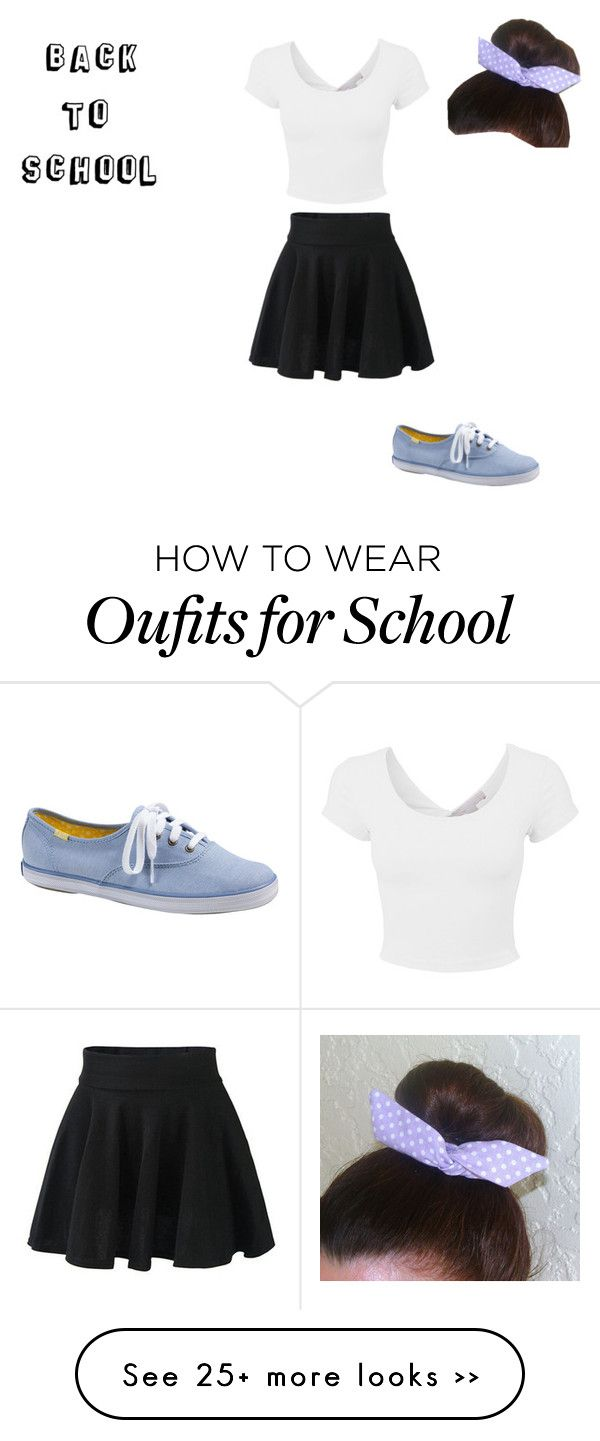 """""""Back to school #10"""" by the-sunset-love on Polyvore"""