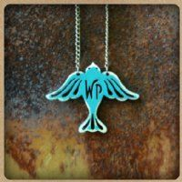 Widespread Panic Bird Necklace