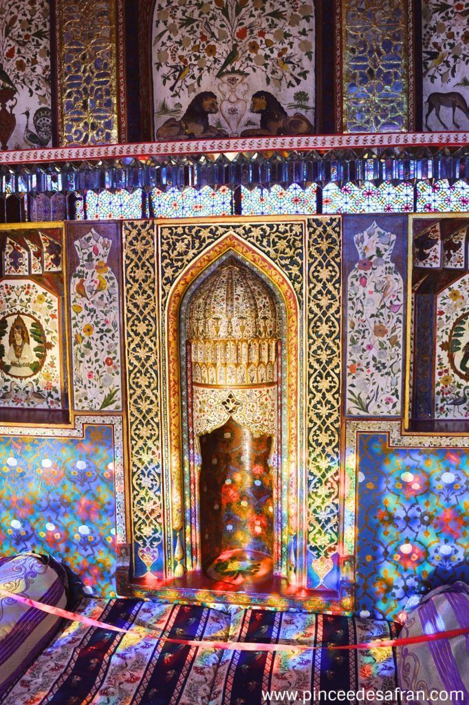 Azerbaidjan Que Faire A Sheki Une Pincee De Safran Azerbaidjan Recit De Voyage Palais D Hiver