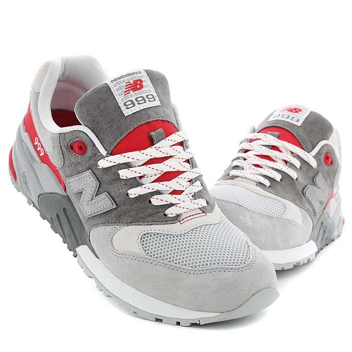 """Something aobut these makes me want to buy them. Then I remember """"Don't nobody wear New Balance no mo!!""""    New Balance 999GFR – Elite Edition"""