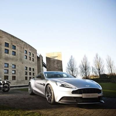 Aston Martin Celebrates 100th Anniversary with Vanquish Centenary Edition | SENATUS