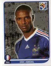Image result for 2010 panini france