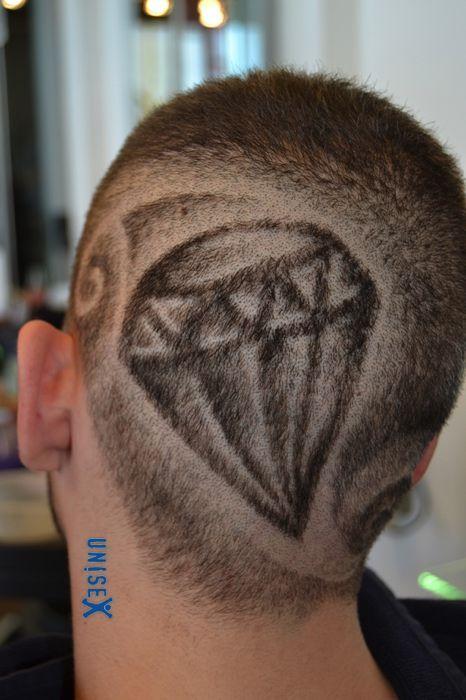 men's hair art