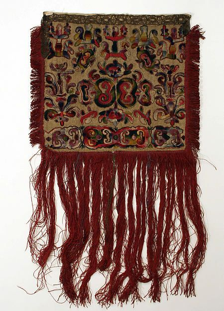 Apron Date: 19th century Culture: Hungarian(???)