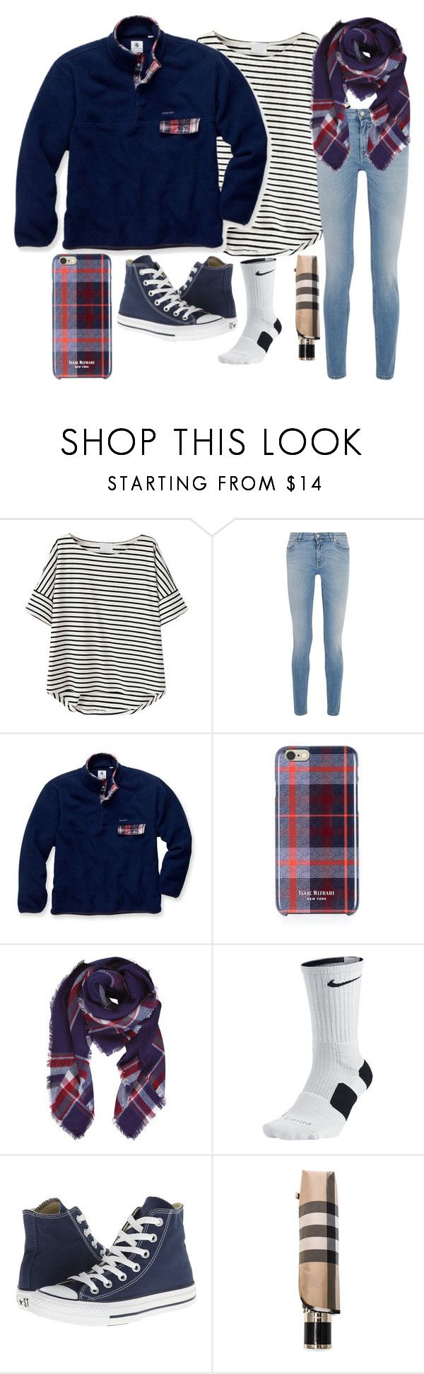 """Today's School Outfit"" by thesabriner ❤ liked on Polyvore featuring Givenchy, Southern Proper, Isaac Mizrahi, Humble Chic, NIKE, Converse and Burberry"