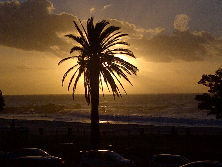 Cape Town Sunset - Camps Bay