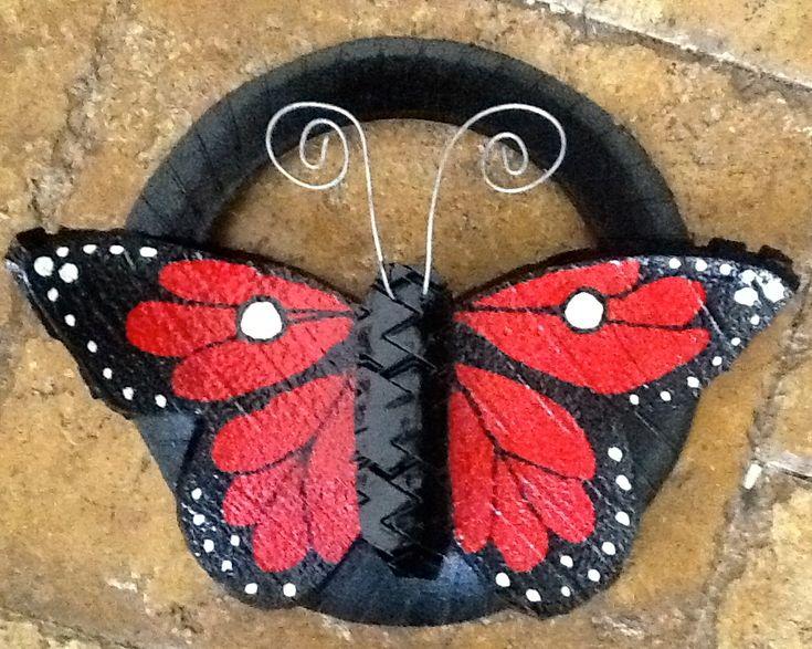 Tire Butterflys