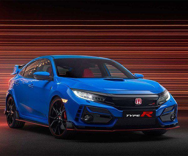 2020 Honda Civic Type R Gets A Few Small Tweaks In 2020 Honda Civic Type R Honda Civic Honda Hatchback