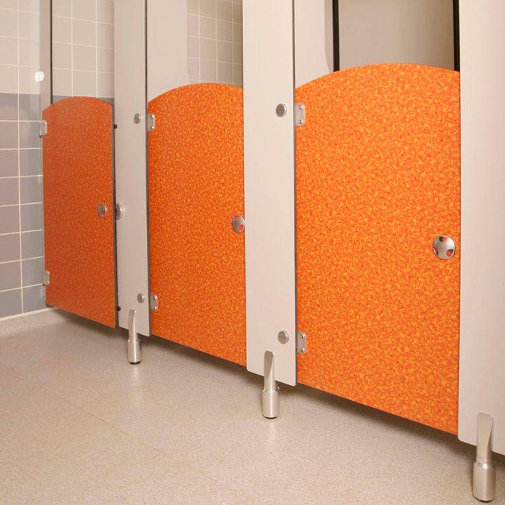 Interior Toilet Block Design Wynstream Primary School Devon England