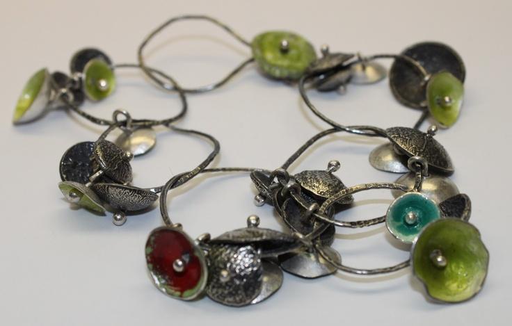 Reticulated Bracelet