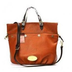 Fashion Mulberry MTB-56 Brown Leather Bags Sale : Mulberry Outlet £150.09