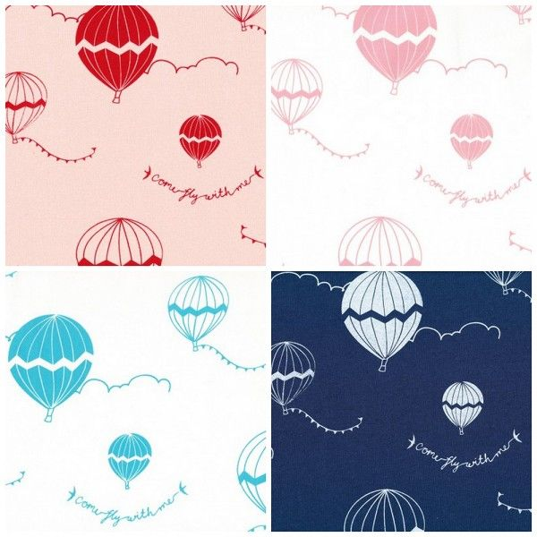 I LOVE this hot air balloon fabric! ...but is it really $55??