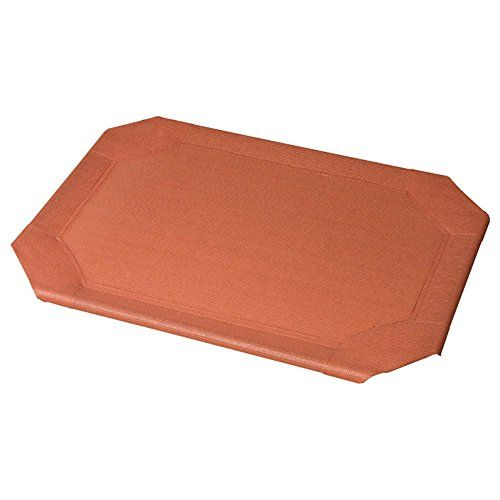 awesome Coolaroo Replacement Dog Bed Cover - Terra Cotta
