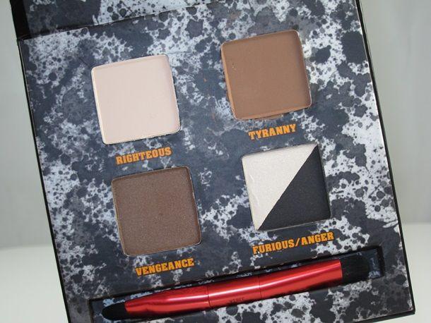 Urban Decay Pulp Fiction Eyeshadow Palette #pulpfiction