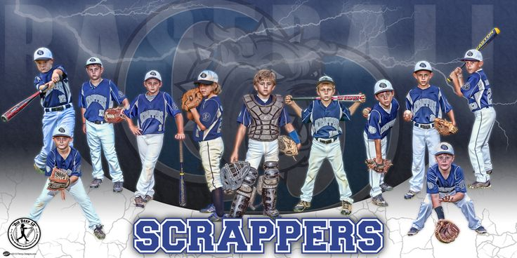 A big thanks to Melissa for choosing us to create a custom baseball banner for the 2013 Old Dominion Scrappers 10U travel baseball team based out of Virginia! . Do you want to make your travel team stand out from the rest at the teams?  We can help :)