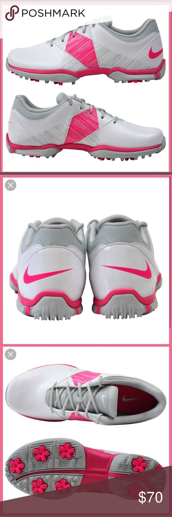 Nike Women's Delight V Golf Shoes Size 9,5 🌷1 hour sale🌷Nike Women's Delight V Golf Shoes Size 9,5 Nike Shoes Athletic Shoes