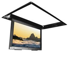 Another drop down tv mount ceiling tv tv in bedroom - Drop down tv mount ...