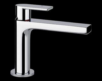 Bathrooms | Tapware - Mixers | Gessi | Via Manzoni | Via Manzoni Basin Mixer | Eagles Plumbing Supplies