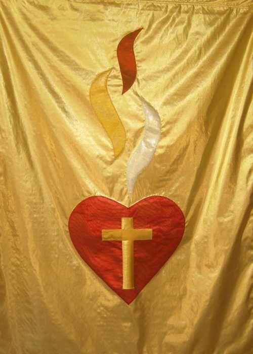 Kruis hart vuur -