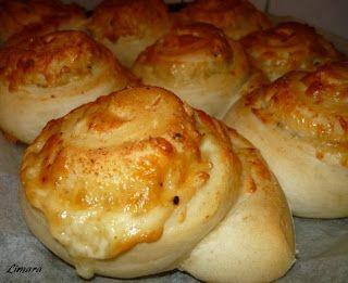 Limara péksége: Sajtos zsemle