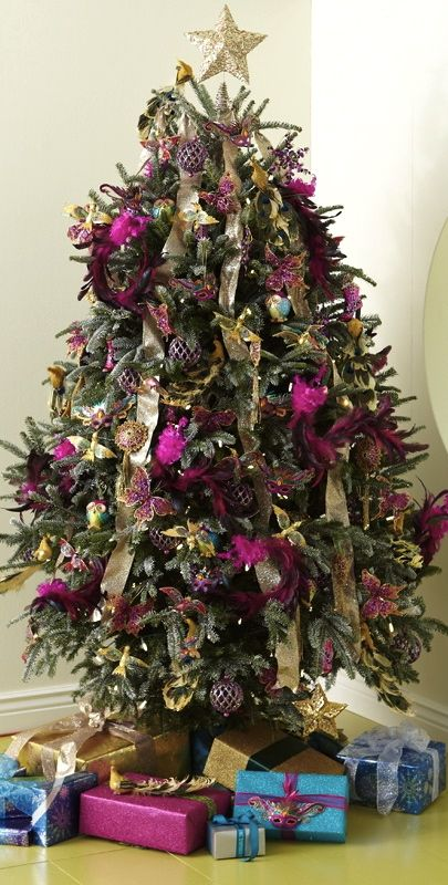 11 best Christmas trees & ordments images on Pinterest | Christmas ...