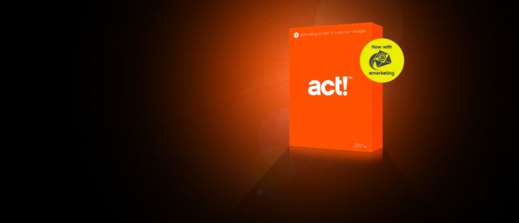 Contact & Customer Relationship Management (CRM) Software | Act!