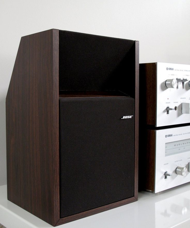 BOSE-201 II | VINTAGE SPEAKERS | Pinterest