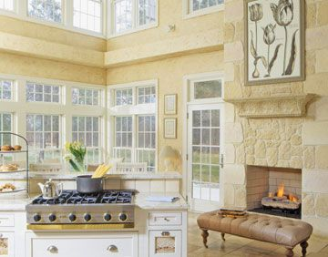 91 best kitchen fireplaces images on pinterest | kitchen