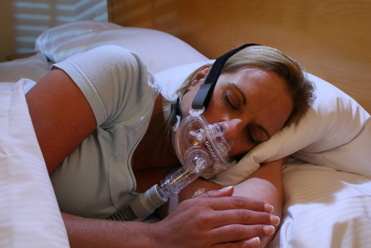 CPAP mejora la productividad en el trabajo para los pacientes con apnea del sueño