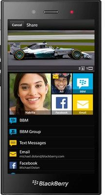 Blackberry Announces the Z3 in India for Rs 15,500