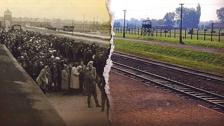 Auschwitz-Birkenau, ayer y hoy - BBC Mundo