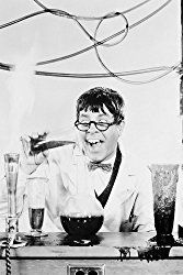 The Nutty ProfessorisJerry Lewis' most famous film, and with good reason. Unlike many of his comedies, this is more than a thin plot for him to hang slapstick on.    https://famousclowns.org/famous-clowns/the-nutty-professor/
