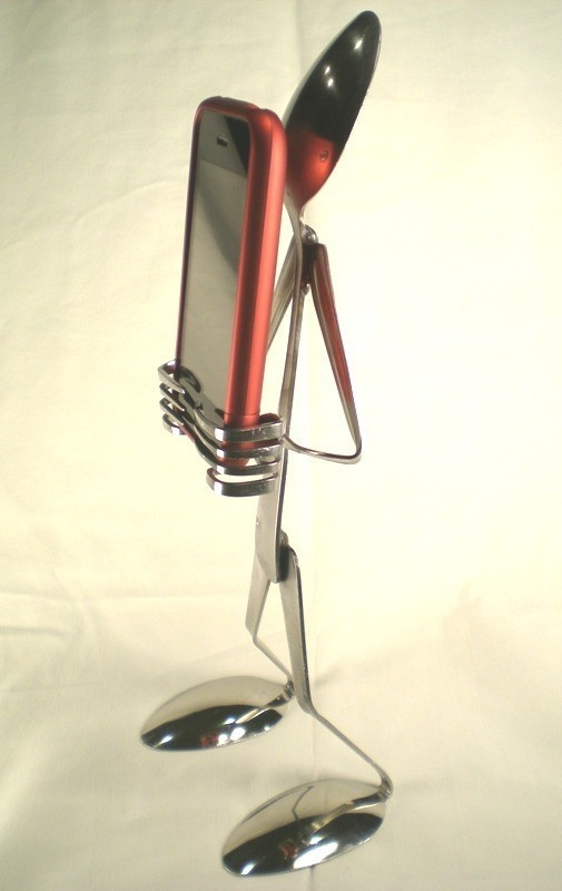 iSpoon by Forked Up Art - Olha que interessante! ^^