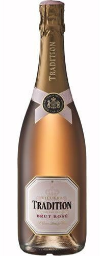 Tradition Rosé Brut NV - Joyful, rich pink colour, vivacious cascading bubbles and the full rich flavour of Pinot Noir combined with the elegance of Chardonnay and the uniqueness of Pinotage providing the colour. This is the Tradition rose - rich in flavour with a long finish.    Ageing Potential  Tradition Rose can age for at least 3 years from date of purchase. With age the wine softens in flavour, maintaining its sparkle, giving a fulfilling balance of age and fruit.