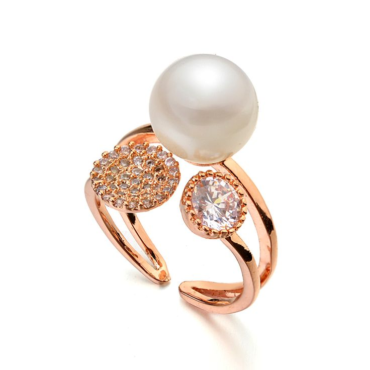 Italina Rigant антикварные кольца из перл открытое кольцо золотое кольцо имя дизайн с оптовая продажа цена